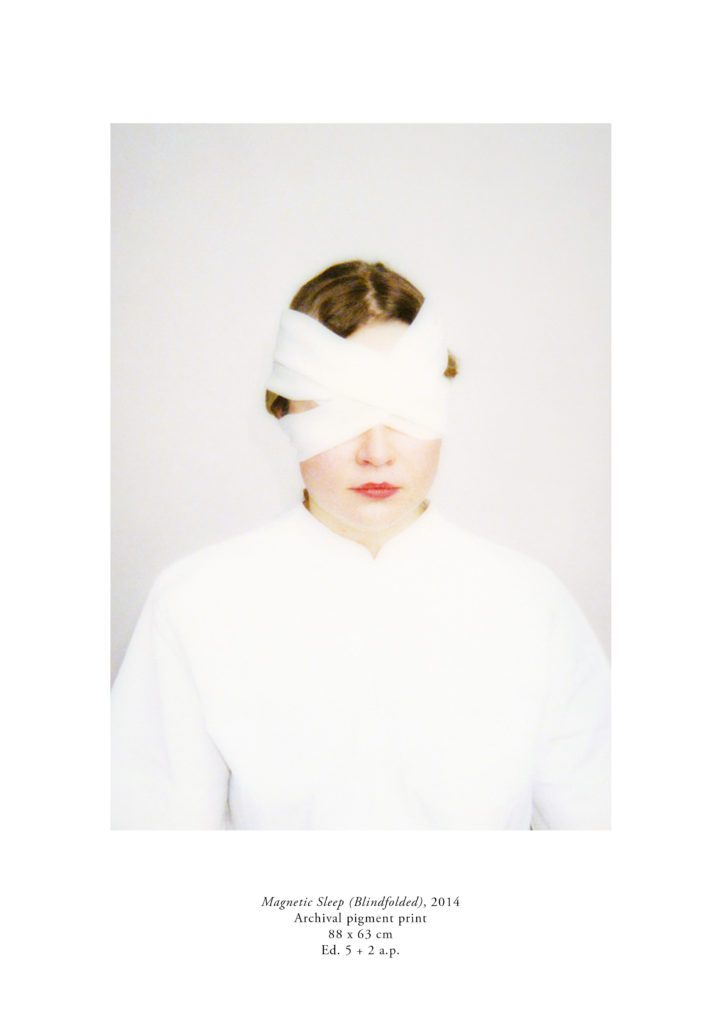 Milja Laurila: Magnetic Sleep (Blindfolded)