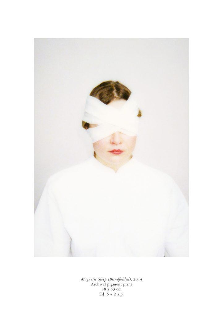 Milja Laurila: Magnetic Sleep (Blindfolded)