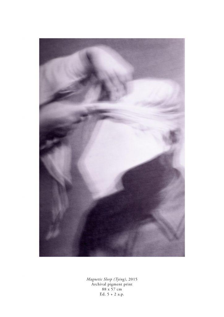 Milja Laurila: Magnetic Sleep